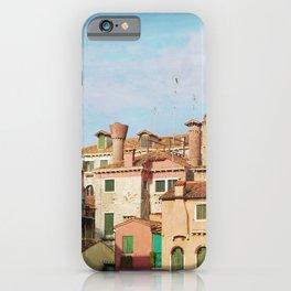 A Venetian View iPhone Case
