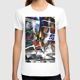 Bowery Graffiti T-shirt