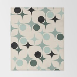 RETRO Pattern  #society6 #decor #buyart Throw Blanket