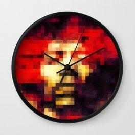 JimiHendrix Still Alive ? Wall Clock