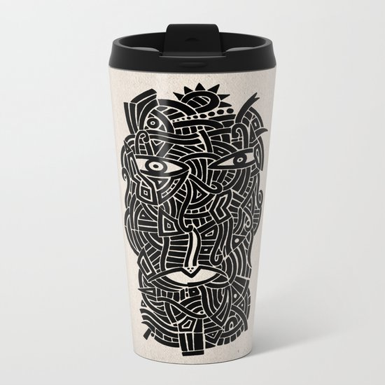 - my uncle - Metal Travel Mug