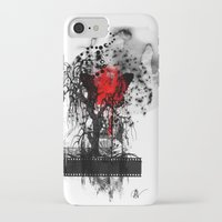japan iPhone & iPod Cases featuring Japan by Annabelle Vauvrecy