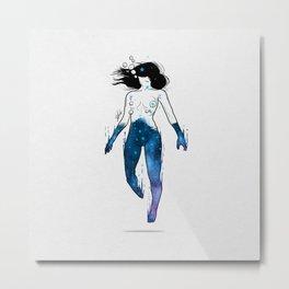 Highly free. Metal Print