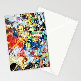 Street Lights  Stationery Cards