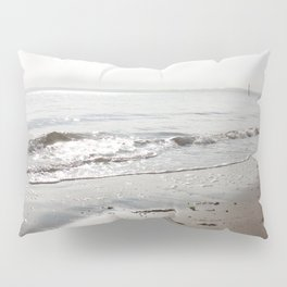 Broughty Ferry beach 5 Pillow Sham