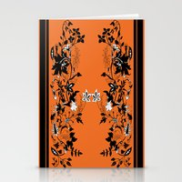 baroque Stationery Cards featuring baroque by Maria Fernanda Furtado