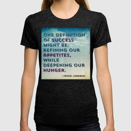 Definition of Success T-shirt