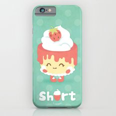 Strawberry Short Cake Slim Case iPhone 6s