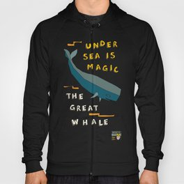 The Great Whale Hoody