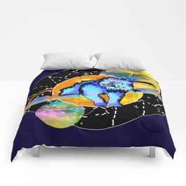 Space Cat Comforters