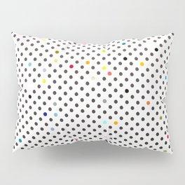 Primitive Polka Dots Pillow Sham