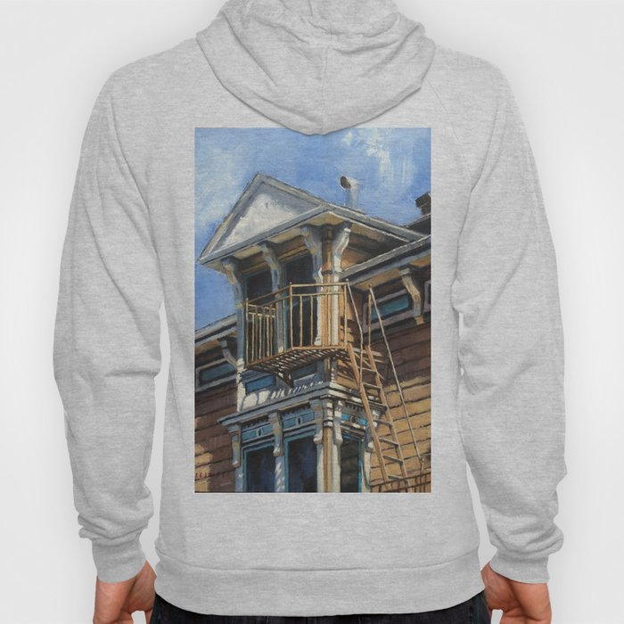 The Penthouse Hoody