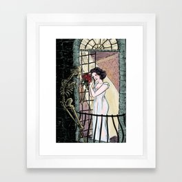 A Surprise For You Framed Art Print