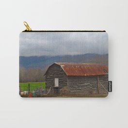 Old Barn in N.C. Carry-All Pouch