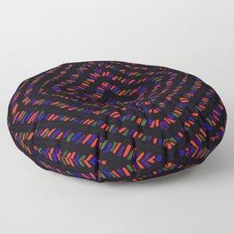 far out Floor Pillow