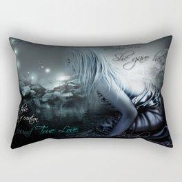 SATIN Rectangular Pillow