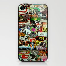 Stickerz  iPhone & iPod Skin