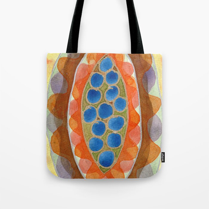 The Inner Beauty of a Fruit Tote Bag