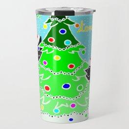 Santa Claus is coming tonight Travel Mug