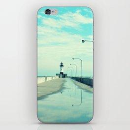 Breakwater Lighthouse iPhone Skin