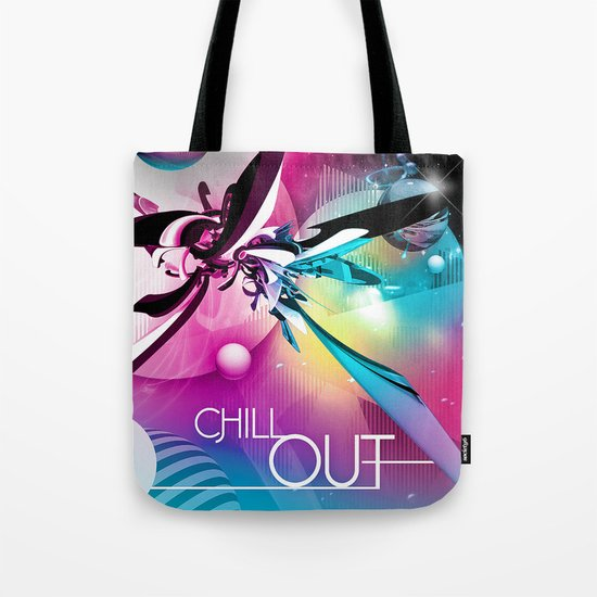 Chill Out Tote Bag