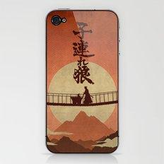 Kozure Okami iPhone & iPod Skin