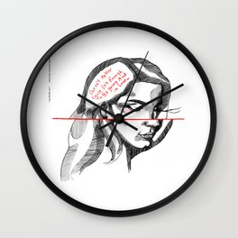 LDR: love Wall Clock