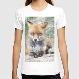 Fox_20141201_by_JAMFoto T-shirt