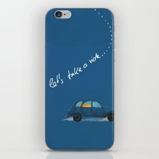 let's take a ride.. iPhone & iPod Skin