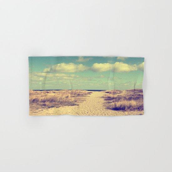 Beach Impression Hand & Bath Towel