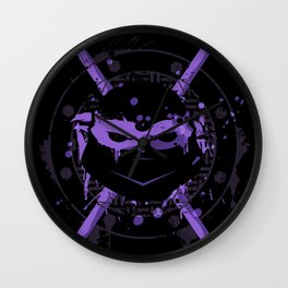 Donatello Turtle Wall Clock