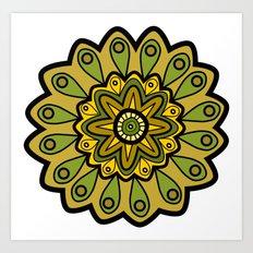 Flower 14 Art Print