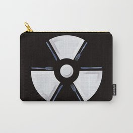Polluted - Dinner Time Symbol Carry-All Pouch