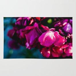 Pink Oleander Rug
