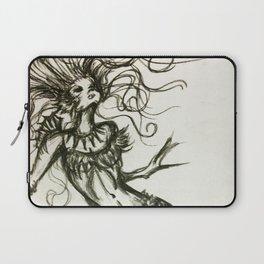 Sassy Mermaid Laptop Sleeve