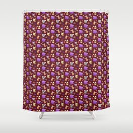 Fake Out Shower Curtain