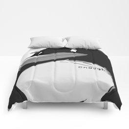 a penguin Comforters