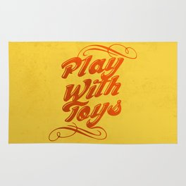 Play With Toys Rug