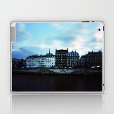 Paris at Dusk: Ile de la Cite Laptop & iPad Skin