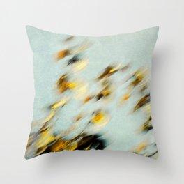 ephemeral Throw Pillow