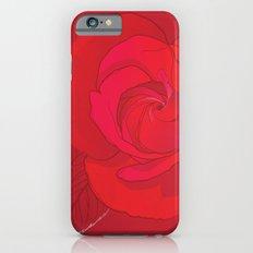 Rosa Ingrid Bergman Slim Case iPhone 6s