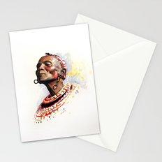KENYA  Stationery Cards
