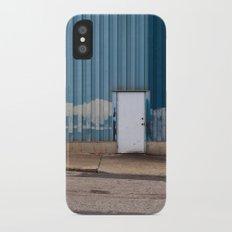 Blue Door iPhone X Slim Case
