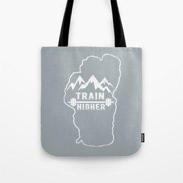 Train Higher Tahoe Tote Bag