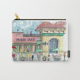 Mardi Gras N'Awlins Carry-All Pouch