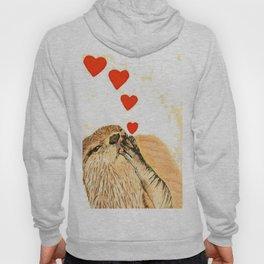 Otter love Hoody
