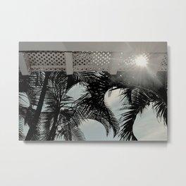 UV Metal Print