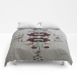 Little flowers Comforters