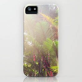 let's move to Hawaii iPhone Case