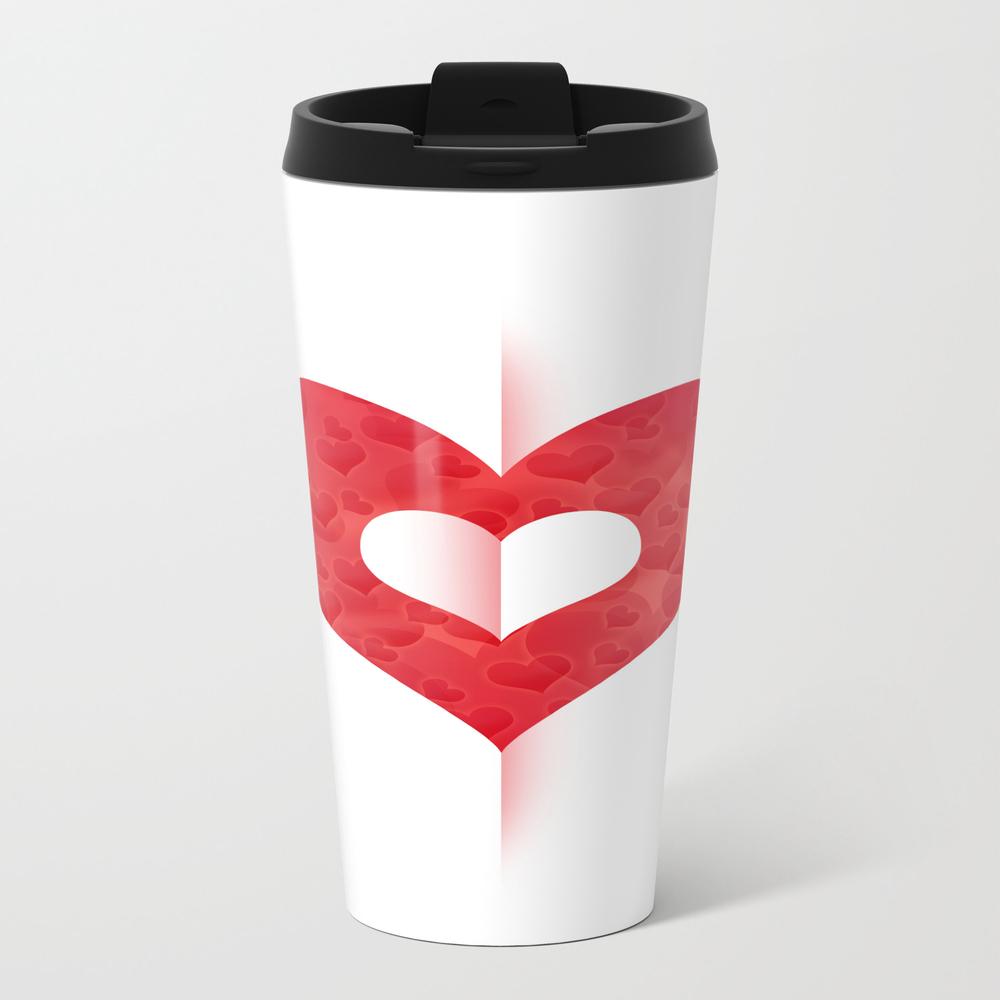 Red Heart Travel Mug TRM8731226